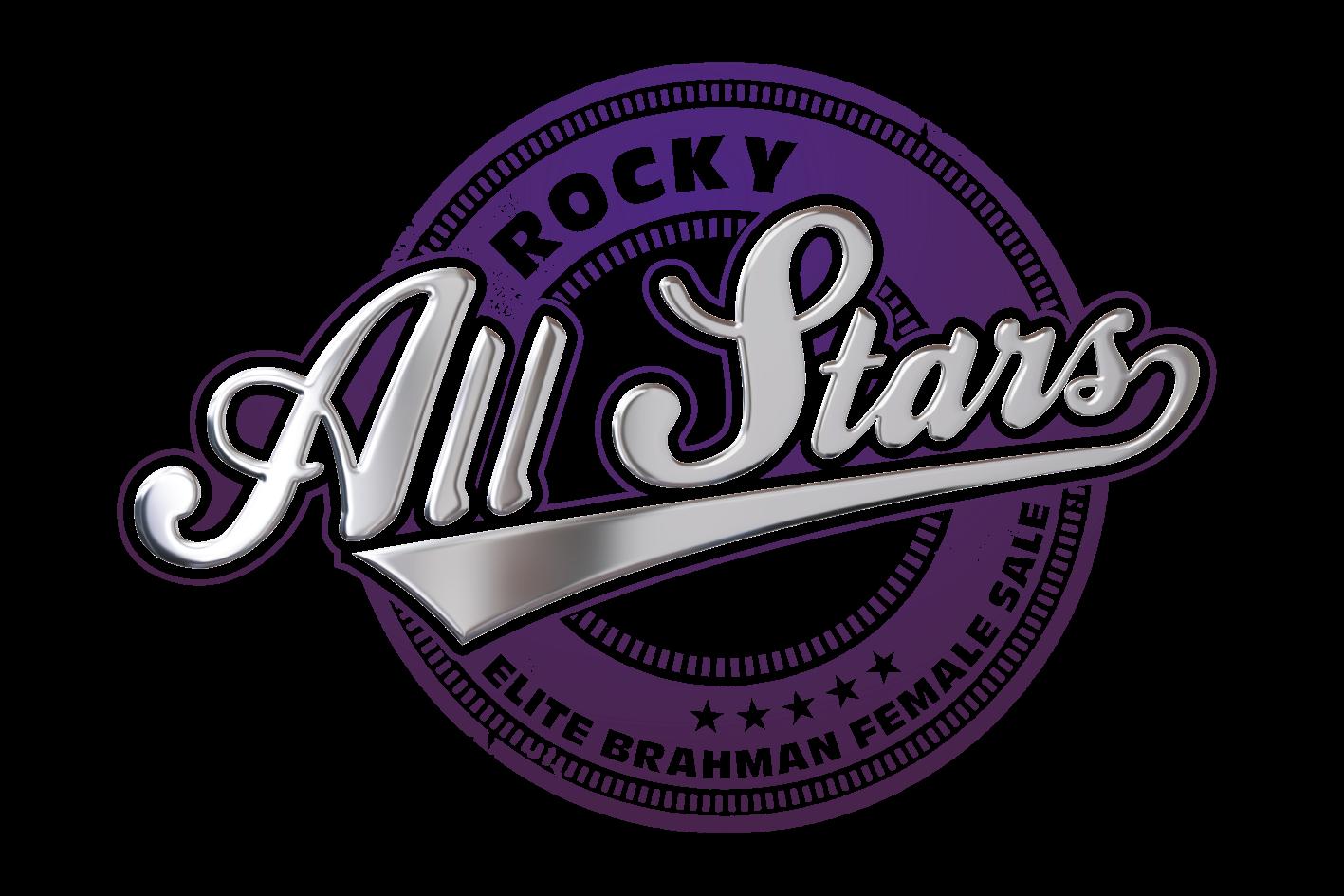 Rocky All Stars Elite Brahman Female Sale