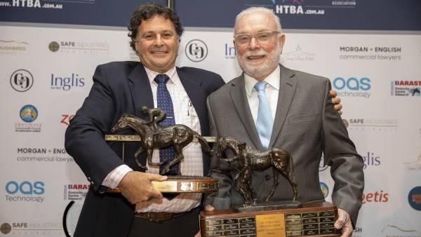 Hunter's glittering night for industry leaders