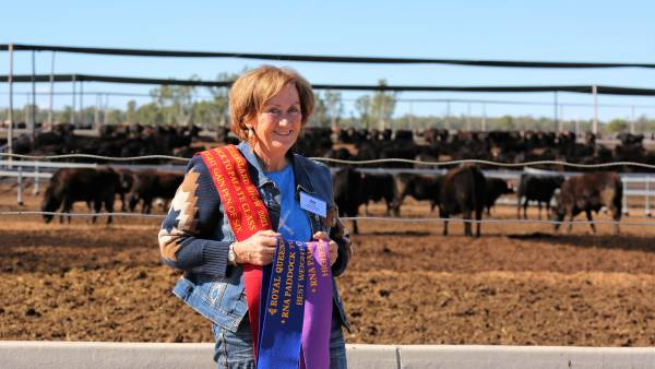 Wentworth weight gains steal the Wagyu show