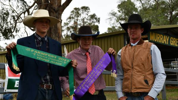 FarmFest 2021 showcases the region's best young judges