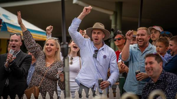 Mudgee lets its hair down for Gooree Cup