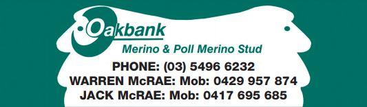 Oakbank Merinos On-Property Sale