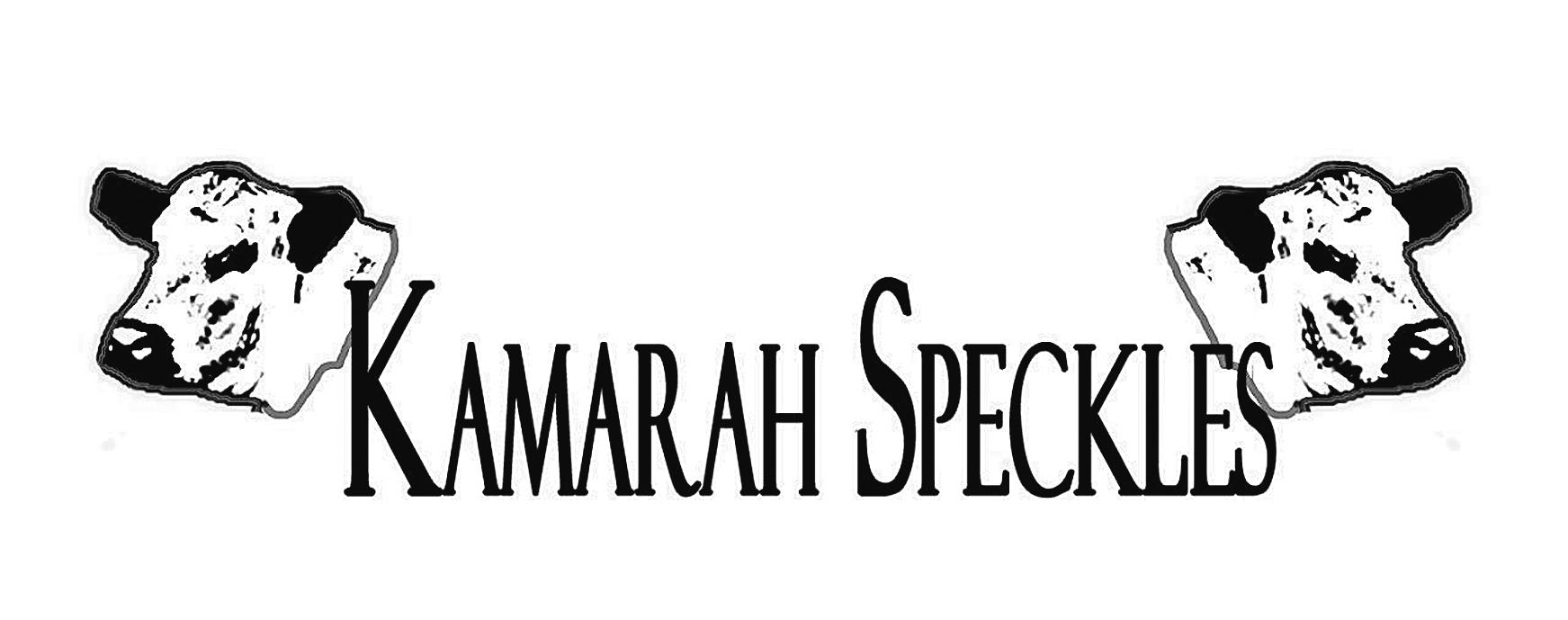 Kamarah Speckles Inaugural Bull and Female Sale