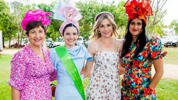 Faces from the Mareeba Annuals