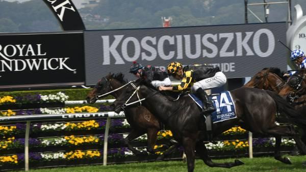 New race props up The Kosciuszko