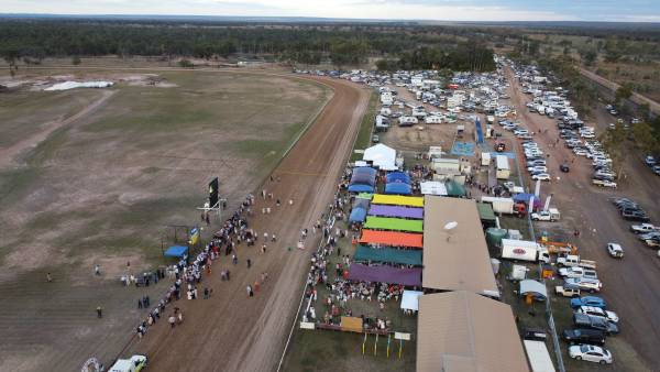 Dingo race meets could be in doubt